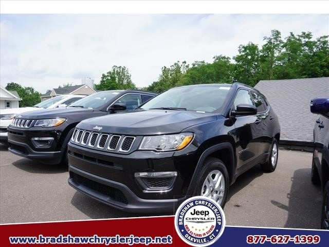 New 2017 Jeep Compass Sport Sport Utility In Oakville 17mk33